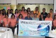 ALL SMILES. Participants of the 3-day Sphere Standard Seminar taking a group photo at CAP building, Hagkol, Valencia City last May 16 to 18 2016. SUPPLIED PHOTO