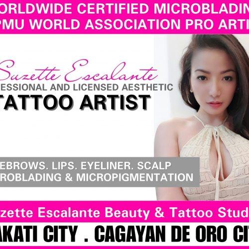 Suzette Escalante Beauty & Tattoo Studio