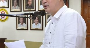 Siao files bill for PNP to be under nat'l gov't