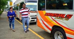 New 'green' PUVs ready to ply  in Cag de Oro, Misor: LTFRB