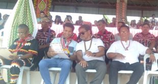 Cañosa, Unabia pledge more support to tribal communities