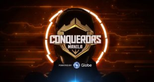 It's all about the game and the gamers in Conquerors Manila