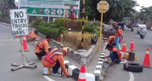 Public works preps Iligan for coming fiesta celebrations