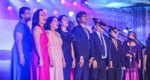 Xavier U Chorale: Mass, music, milestones