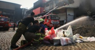 P2b razed in GMall-Gensan fire