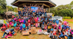 Leaving footprints: Stronghold Insurance holds community outreach program in Bukidnon