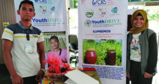 Maguindanao youth groups display innovative biz ideas