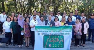 Minda chief calls for collaboration  of nat'l agencies in Davao region