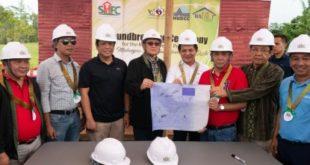 Housing project marks Marawi liberation