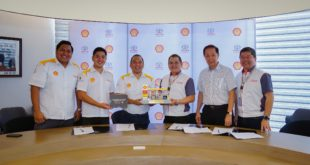 Toyota CDO recommends Shell as official fuel brand