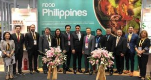 Food Philippines returns to  2nd China Int'l Import Expo