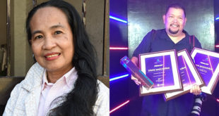 2 Mindanao Gold Star Daily journos bag media excellence top prizes