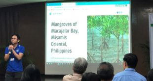 XU turns over latest mangrove maps to Cagayan de Oro brgys